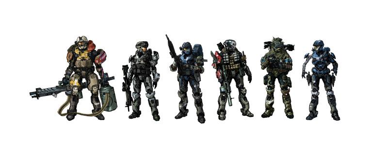 Halo Community (1/6)