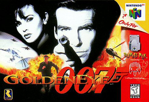goldeneye box art