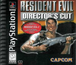 resident evil directors cut box
