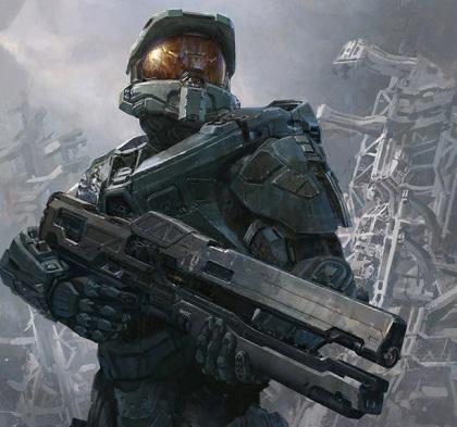 Halo 4 - Teabag Evolved (5/5)