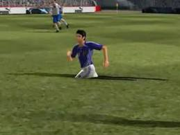 a bugged player in fifa 13
