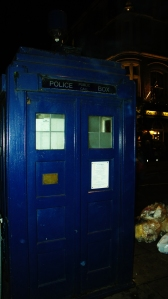 Dr Who? never heard of him...
