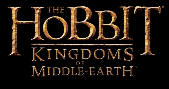The Hobbit Kingdoms of MIddle Earth Logo