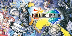 Final Fantasy Dimensions Banner