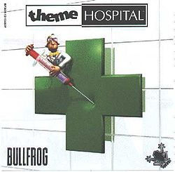 Theme Hospital front cover