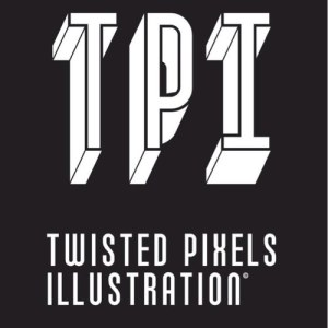 Twisted Pixels Illustrations