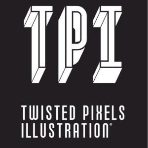 Twisted Pixels Illustrations