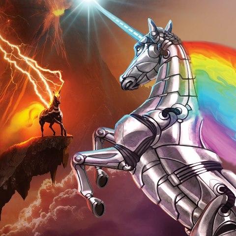 Roboter Unicorn Attack 2