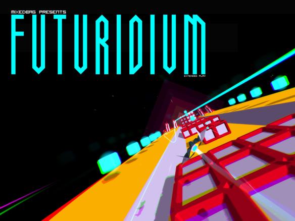 Futuridium on iOS