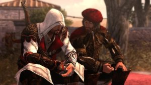 ezio_and_leonardo_screenshot_by_jakiron-d5560q0